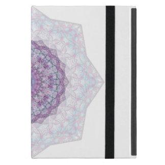"""The Jewel Inside"" Mandala Cover iPad Mini Case"