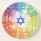 The Jewish burst of lights. Coaster
