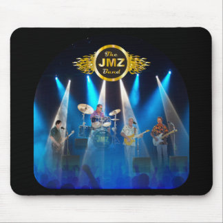 The JMZ Band Under The Lights Mousepad