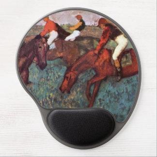 The Jockeys Mouse Pad Gel Mouse Pad