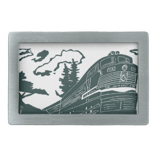 The John Galt Line Peweter Belt Buckle