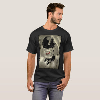 The Joker Card Abstract T-Shirt