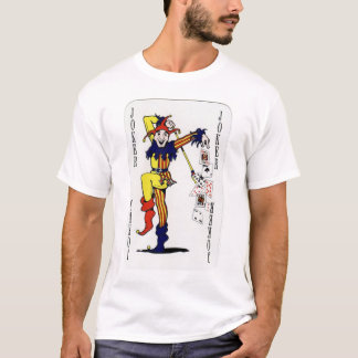The Joker Card. T-Shirt