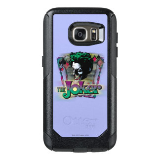 The Joker - Face and Logo OtterBox Samsung Galaxy S7 Case