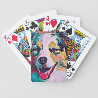 The Joker is Wild Bicycle Playing Cards