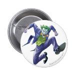 The Joker Jumps 2 Inch Round Button