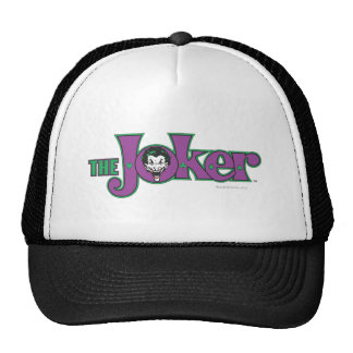 The Joker Logo Trucker Hat