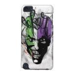 The Joker Neon Airbrush Portrait iPod Touch 5G Cases