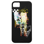 The Joker Neon Montage iPhone 5 Cover