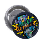 The Joker Vs Batman 2 Inch Round Button