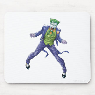The Joker Yells Mouse Pads