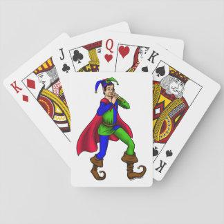 The Joker's Deck By Blaise Gauba Poker Deck