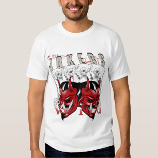 The Jokers Wild Tee Shirt