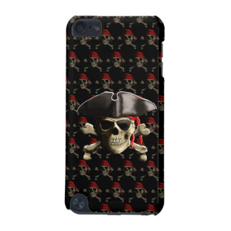 The Jolly Roger Pirate Skull iPod Touch (5th Generation) Cover