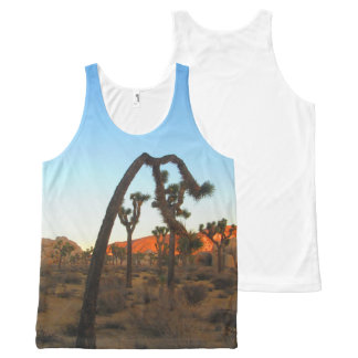 The Joshua Tree All-Over-Print Tank Top