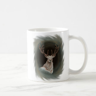 The Jouney Begins - White Stag Mug