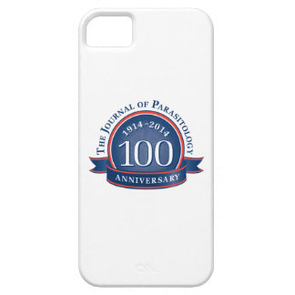 The Journal of Parasitology 100th Anniversary iPhone 5 Case