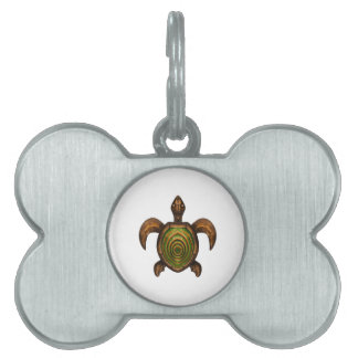 THE JOURNEY GOES PET TAG