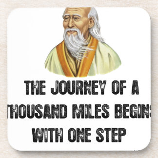 the journey of a thousand miles begins with a sing coaster