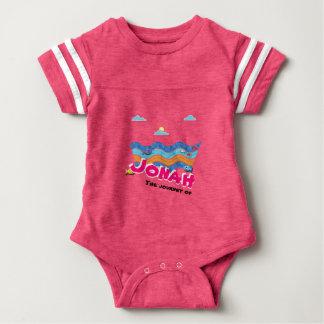 The journey of Jonah Baby Bodysuit