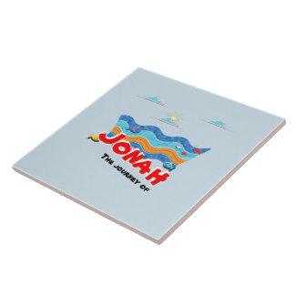 The journey of Jonah Tiles