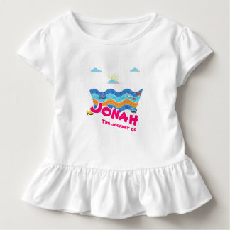 The journey of Jonah Toddler T-shirt