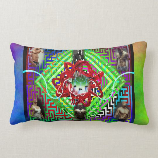 The Journey to Your Dreams Lumbar Pillows
