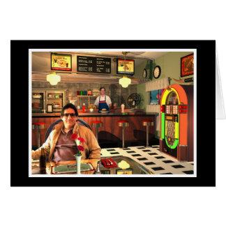 The Jukebox Diner Black Card