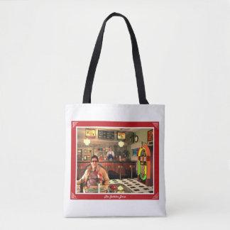 The Jukebox Diner Tote Bag