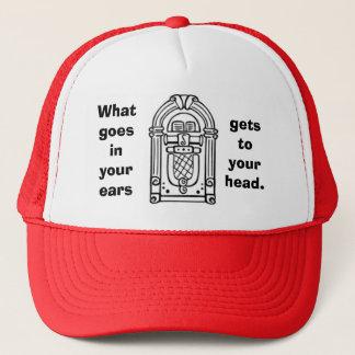 The Jukebox Trucker Hat