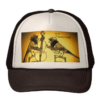the juncos-1 sepia, The Juncos Trucker Hat
