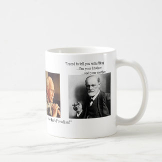 The Jung and the Restless - Customized Coffee Mug