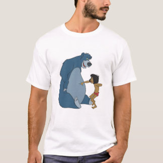 The Jungle Book Baloo and Mowgli Disney T-Shirt