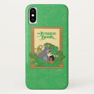The Jungle Book | Mowgli and Baloo iPhone X Case