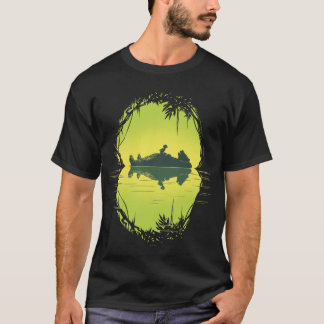 The Jungle Book   Mowgli and Baloo - Laid Back T-Shirt