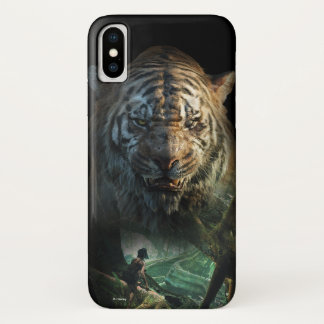 The Jungle Book   Shere Khan & Mowgli iPhone X Case
