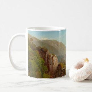 The Juniata River, Pennsylvania by Thomas Moran Coffee Mug