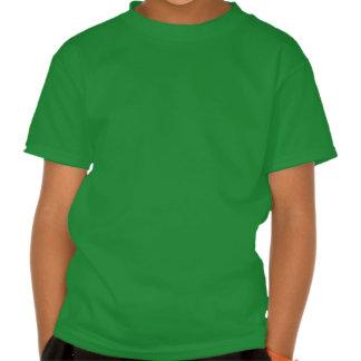 The Junior Disc Golfer kids t-shirt