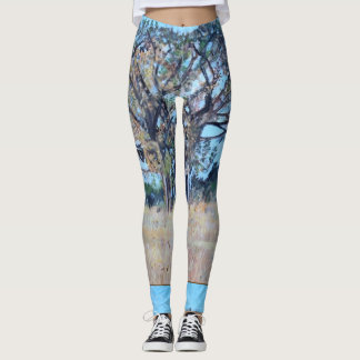 The Kachere Tree - Leggings