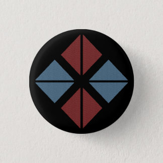The Kalasa Cluster 1 Inch Round Button