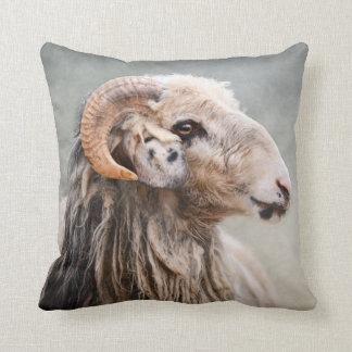 The Karakul Throw Pillow