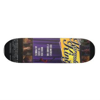 The Karaoke King Skateboard