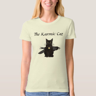 The Karmic Cat T-Shirt