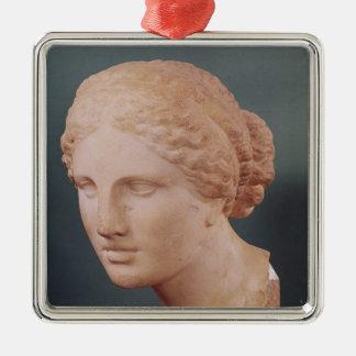 The Kauffmann Head, Head of Aphrodite Metal Ornament