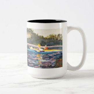 The Kayakers MUG