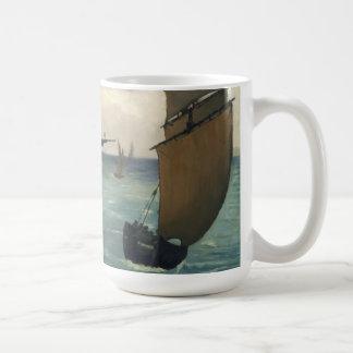 The Kearsarge at Boulogne Coffee Mug