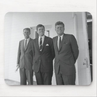 The Kennedy Brothers -- John, Robert, And Ted Mouse Pad