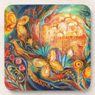 The Key of Jerusalem Coaster
