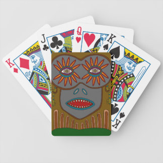 The Keymaster Bicycle Playing Cards
