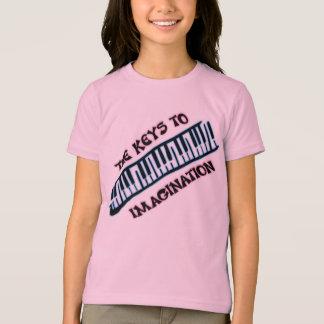 THE KEYS TO IMAGINATION T-Shirt